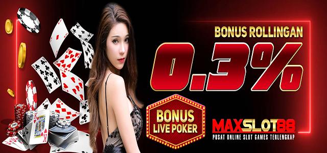Maxslot88 Situs Daftar Judi Slot Online Joker123 Deposit Pulsa