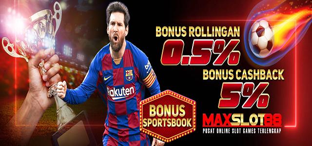 bonus taruhan bola